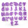 Grands Cutter Alphabet Disney