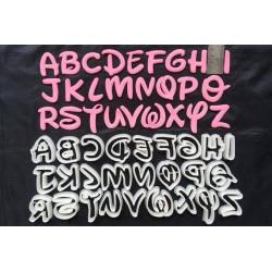 Cortadores de abecedario pequeños de Disney