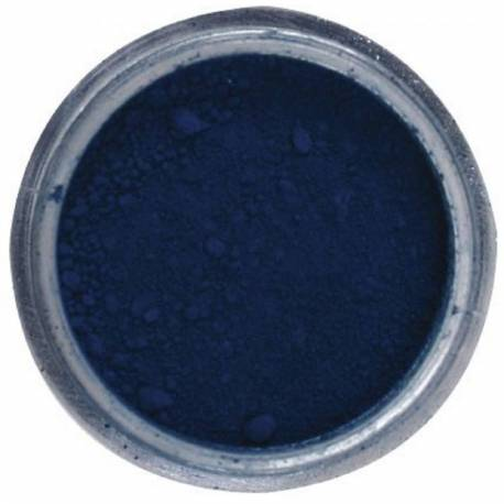 Colorant en poudre BLUE marine Rainbow Dust