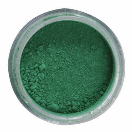 Powder HOLLY GREEN colour Rainbow Dust