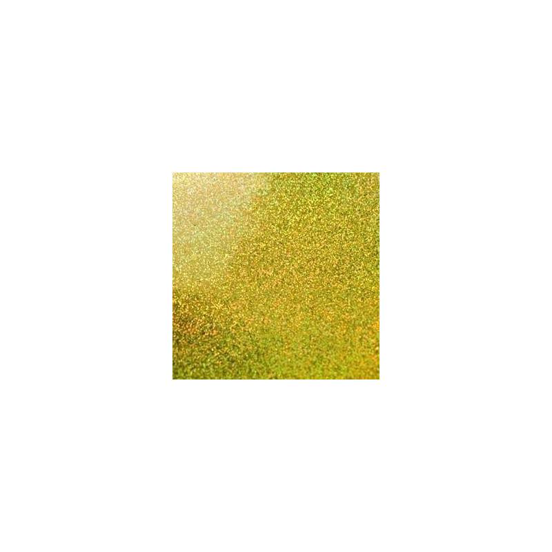 Glitter powder hologram GOLD Rainbow Dust