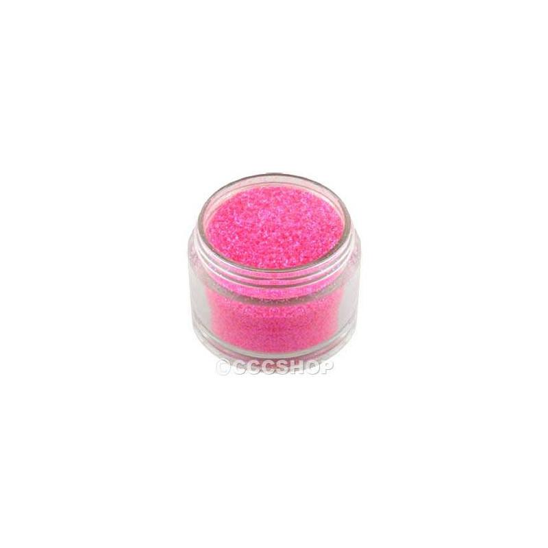 Rainbow Glitter Dust pink FLUO Stardust