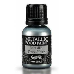 Dark Silver metallic paint
