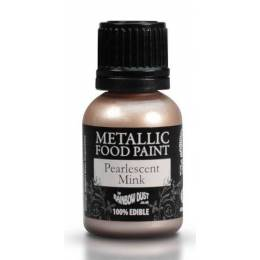 Metallic Beige paint