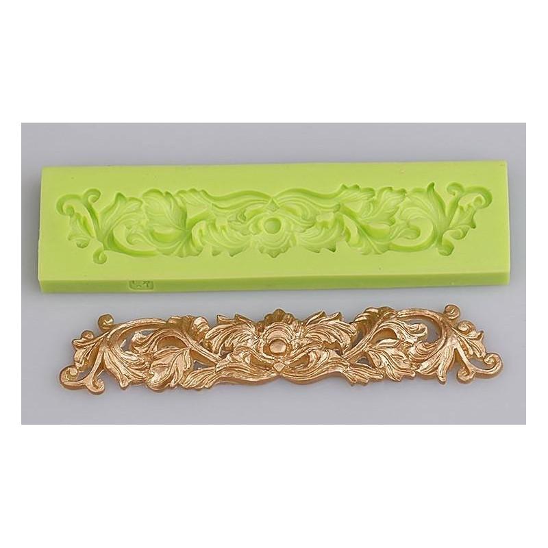 Silicone mold VENITIAN BORDER