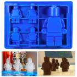 Lego character mold