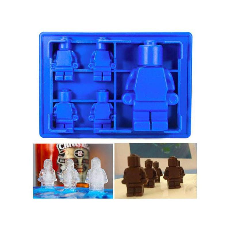 Molde de carácter Lego