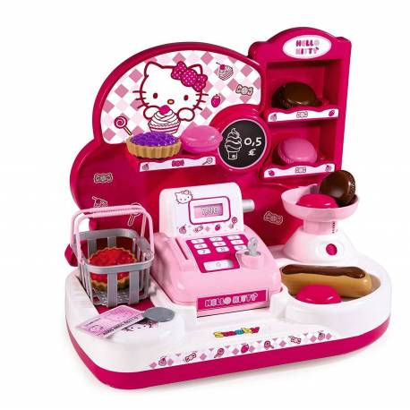 Marchande Caissière Pâtisserie Hello Kitty - SMOBY