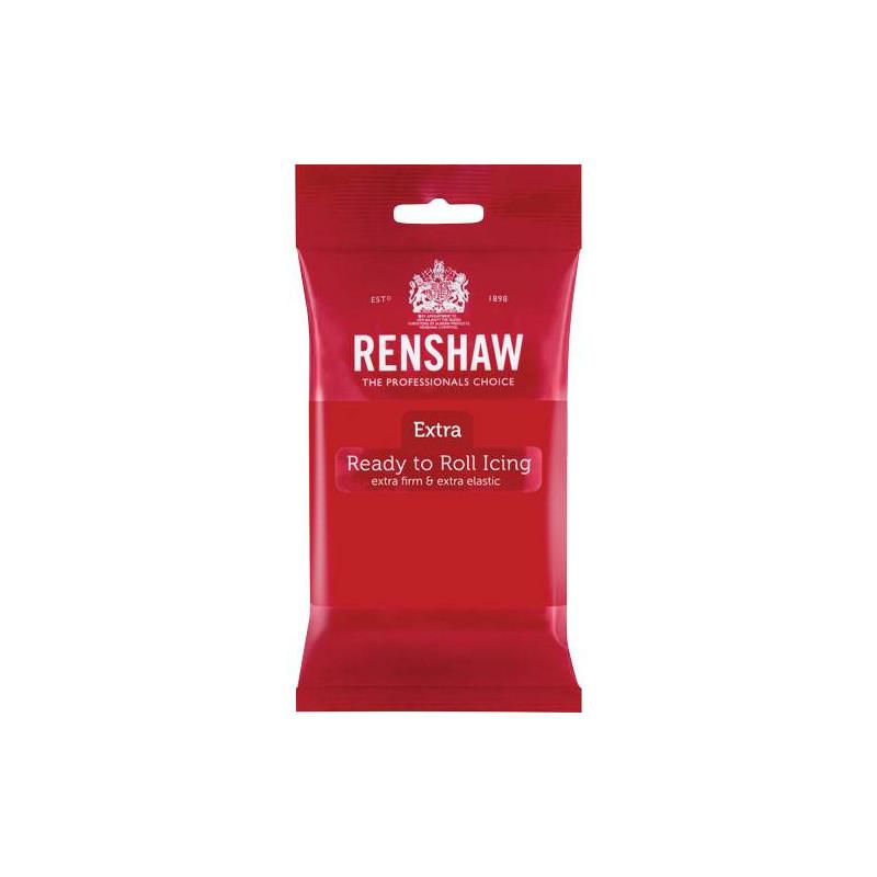 Renshaw EXTRA Rojo EXTRA Fondant 250g