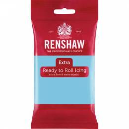 Red EXTRA 250g of RENSHAW sugar paste