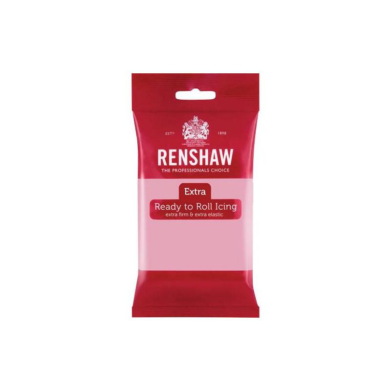Pâte à sucre Renshaw EXTRA ROUGE 250g