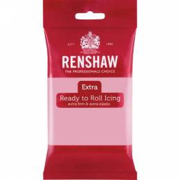Renshaw EXTRA red 250g sugar paste