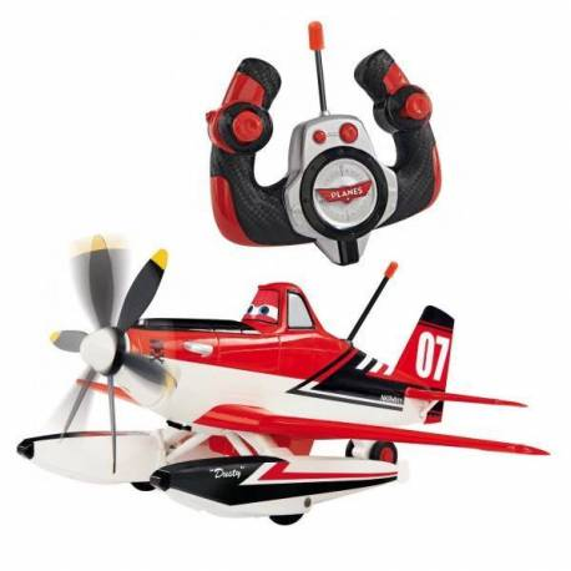 Plane Plane Plane Dusty Radio Controlled 1/24th