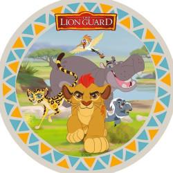 Disque Azyme Le Roi Lion -4