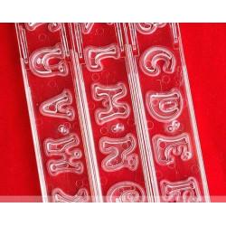 Alphabet Clikstix Alphabet Clikstix Groovy Capital Letters