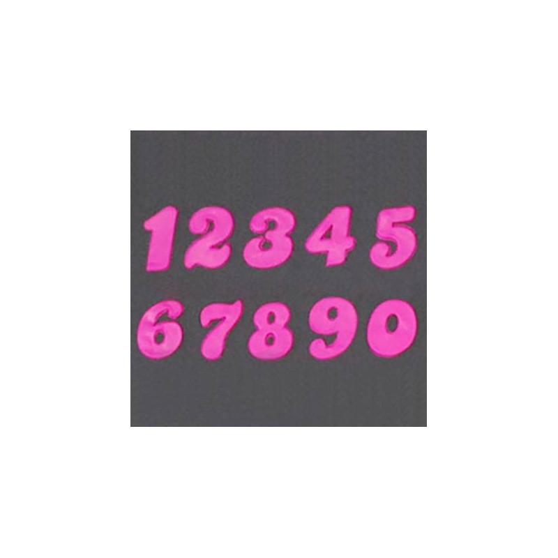 D coupoir clikstix grands chiffres candy cake design et for Fabriquer emporte piece noel