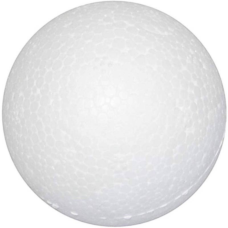 Bola de poliestireno de 3 cm de diámetro