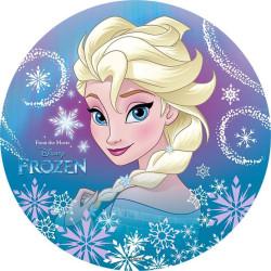 Disco desatado La Reine des Neiges - Elsa y Olaf