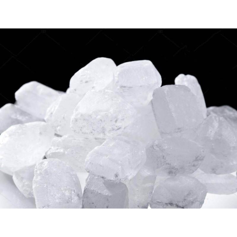 ROCK CANDY azúcar para pasteles Geode 400g
