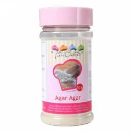 Gelatin AGAR AGAR powder - 50g