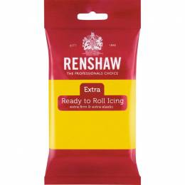 Renshaw EXTRA 250g yellow sugar paste