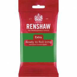 Renshaw EXTRA green 250g sugar paste