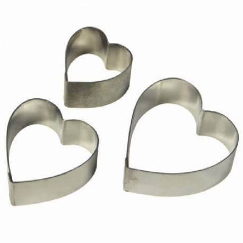 3 Cutters Metal core