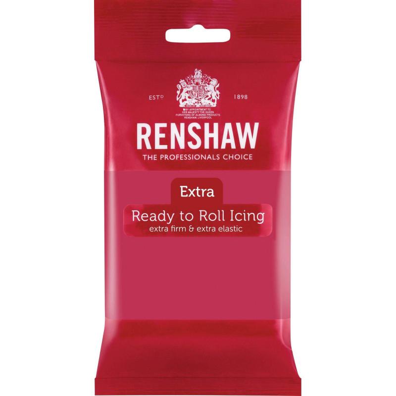 Pâte à sucre Renshaw EXTRA FUCHSIA 250g
