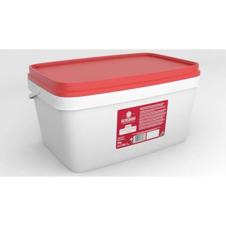 Renshaw EXTRA WHITE Sugar Paste 10 KG