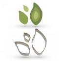 3 Cortadoras de hojas pequeñas y medianas