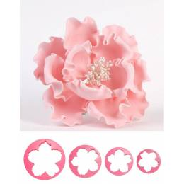 Set de cutter Pivoine