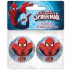 60 Mini Caissettes Cupcakes Spiderman