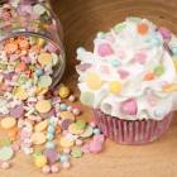 Confettis Sprinkles Licorne