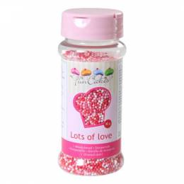 Micro ball 3 colors of love - sugar 80g