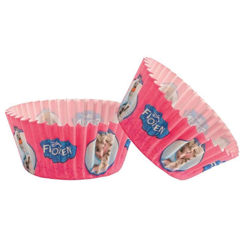 50 Cupcake Boxes FROZEN