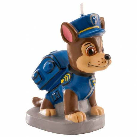 Paw Patrol 3D candle -Chase