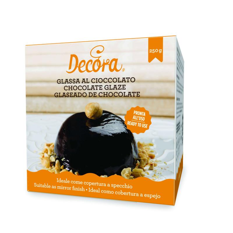 Glaçage Miroir Chocolat 250g