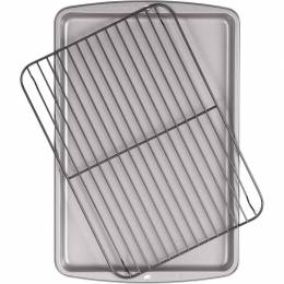 Grid cooling + plate WILTON 35x25cm