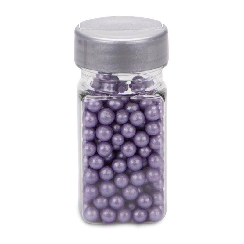 Perles en sucre VIOLETTE - 60g