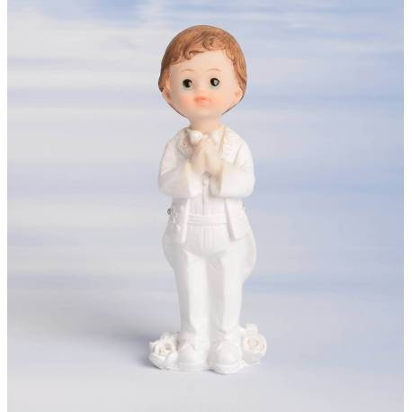 Boys Confirmation Figurine - 10cm