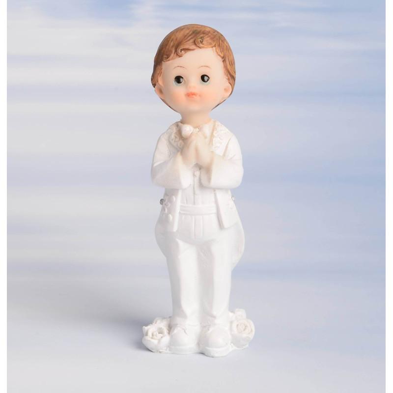 Figurine Confirmation Garcon - 10cm