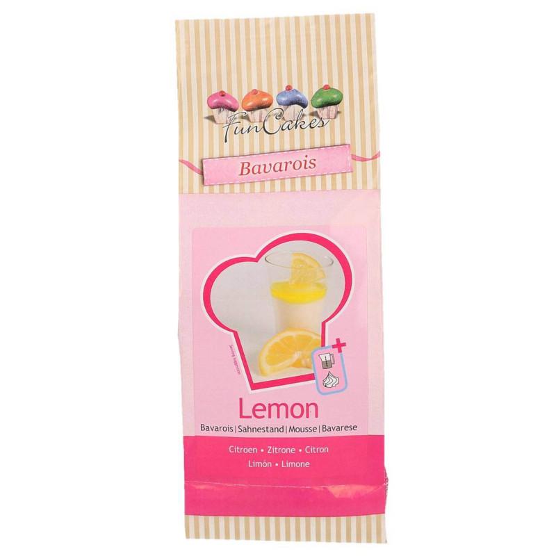 Preparación para la crema de limón bávaro 150 g