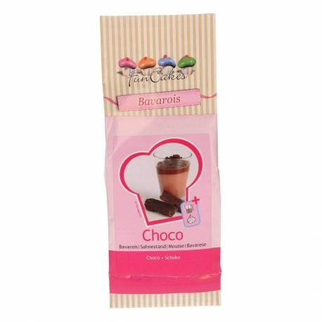 Preparation for CHOCOLAT Bavarian cream 150 g