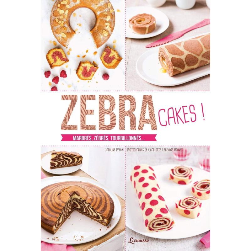 Livre Zebra Cakes