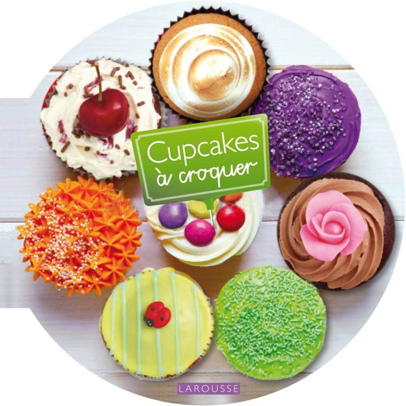 Livre Cupcakes à croquer