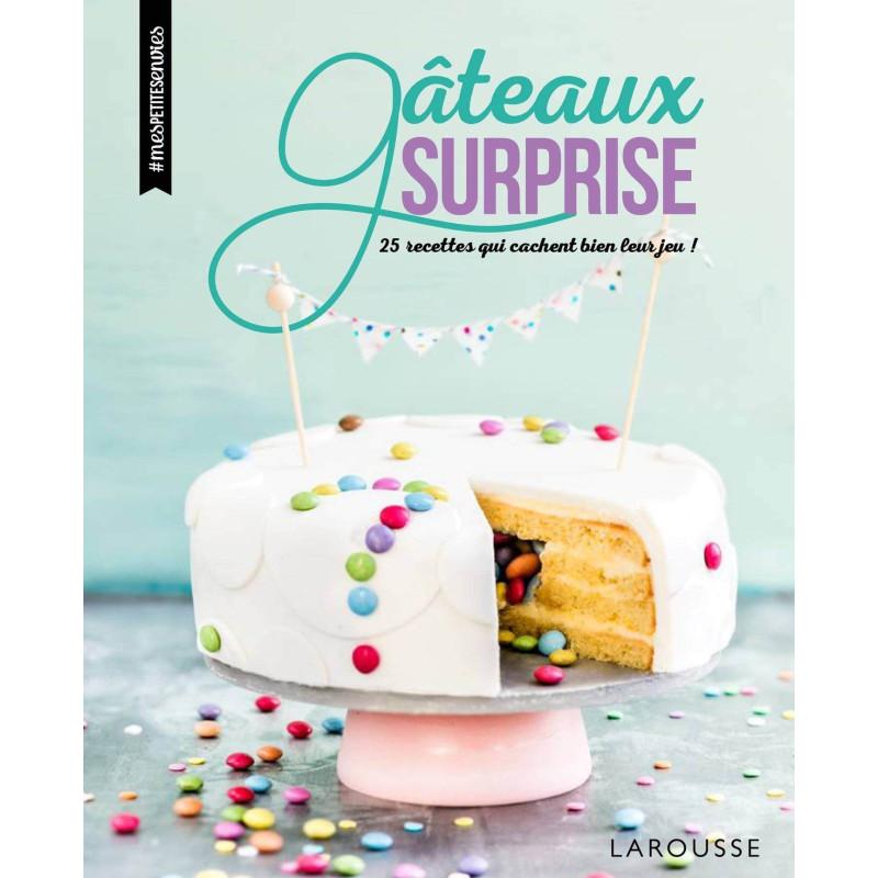 Livre Gâteaux Surprise