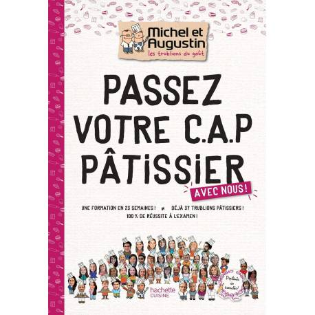 Book Pass your CAP de Pâtisserie with Michel and Augustin