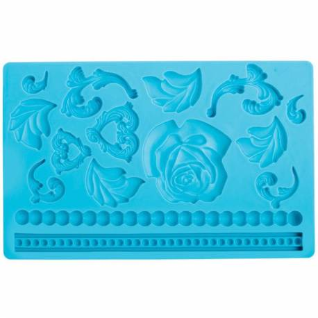 Baroque relief Mat mold