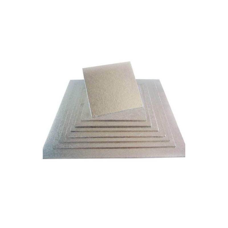 Cake Board thin 3mm SQUARE 35.5cm