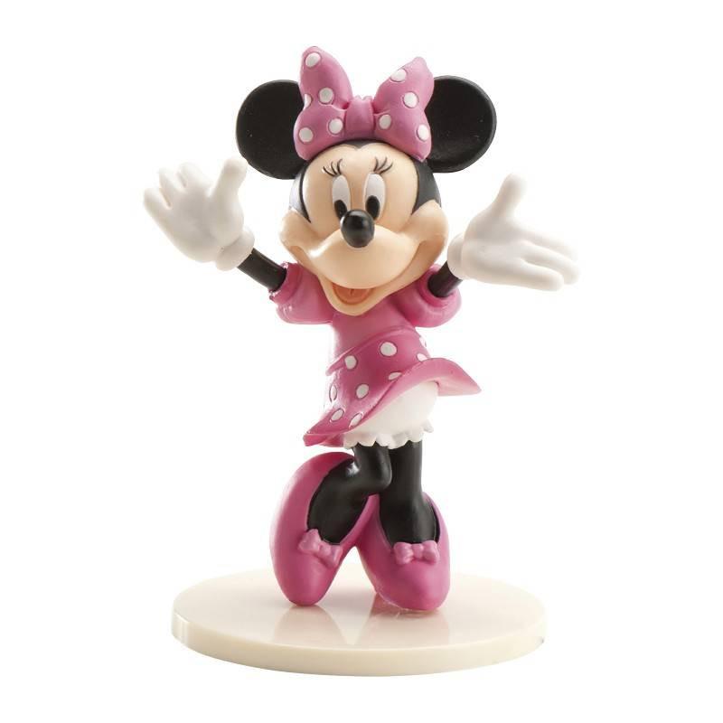 Plastic figurine MINNIE - 7,5 cm